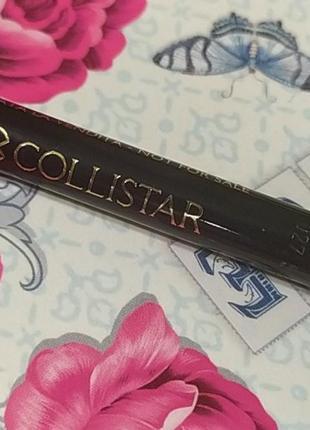 Влагостойкий карандаш для глаз collistar professional eye pencil ,черный