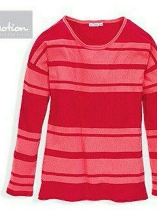 Свитер, пуловер в полоску blue motion