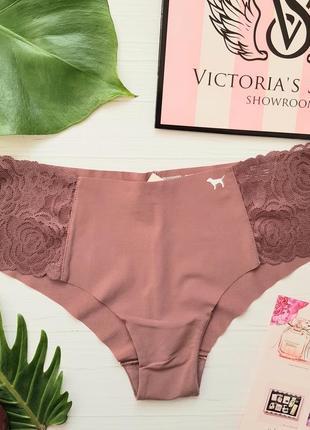 Victoria's secret трусики чики (шортики) размер l 13285