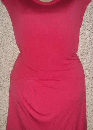 Яркое модное платье-туника escada sport.оригинал