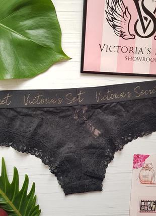 Victoria's secret трусики чики (шортики) размер l 13290