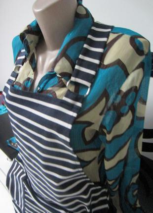 Стильный качественный сарафан, платье next (англия, оригинал).