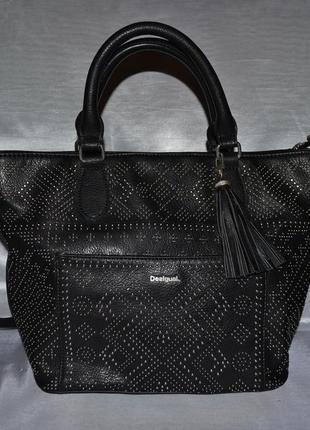 Красивая сумка desigual, оригинал