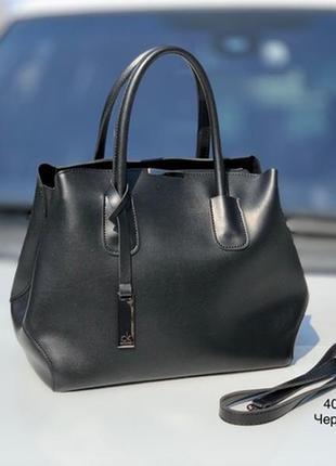Шикарная сумка экокожа