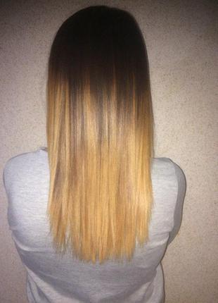 Кератин та ботокс для волосся