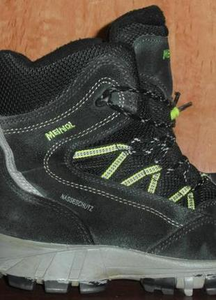 Зимние водонепроницаемые термо ботинки 23 см