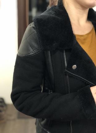 Дубленка , куртка , косуха .