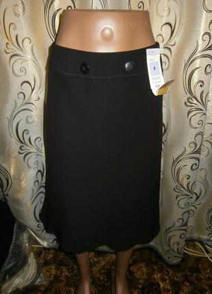 Классическая женская юбка marks & spencer