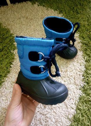 Теплі чобітки