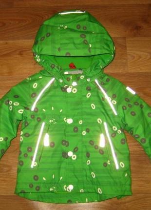 Зимняя куртка reima divakar на 1,5-2 года