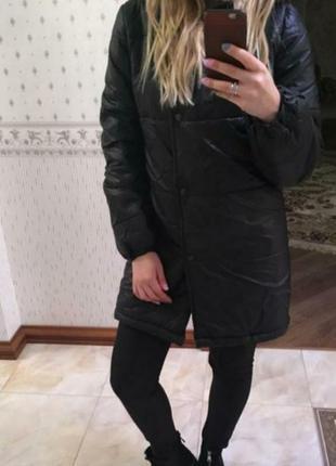 Пальто одеяло зима