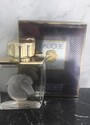 Lalique pour homme 75ml оригинал парфюмированная вода