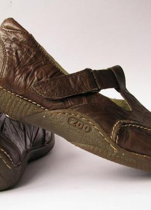 Мокасины, туфли zoo р. 36