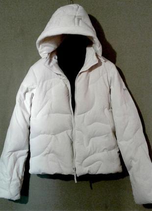 Куртка пуховик firetrap, перо