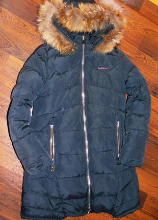 Женский пуховик, куртка