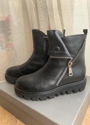 Зимние ботинки attizzare 38 размер
