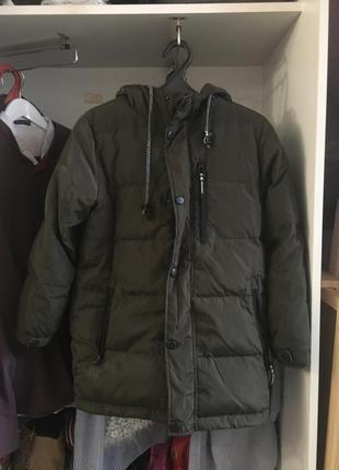 Куртка зима .