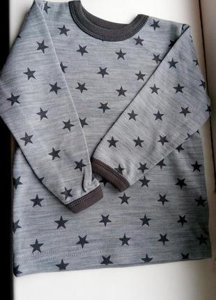 Шерстяной реглан/кофта cubus (808), шерсть термобелье