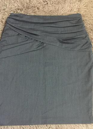 Классическая строгая юбка new look