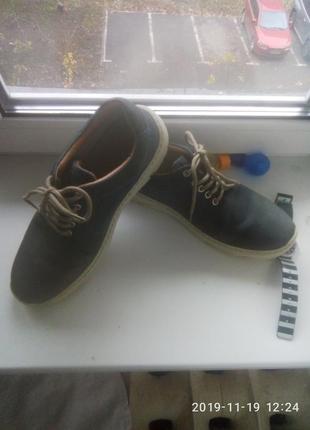 Брендовые туфли mark & spencer
