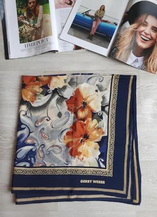 Шелковый платок gerry weber