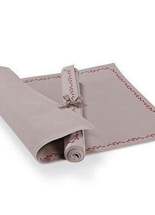 Комплект из 6-ти шт. тканых салфеток на стол от тсм tchibo (чибо), германия