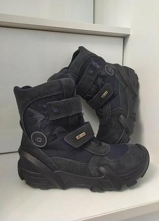 Фирменные ботинки elefant iq