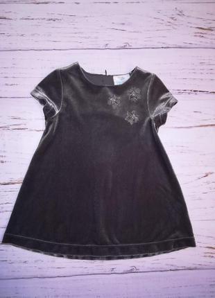 Нарядное платье на девочку topolino