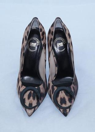 Туфли лодочки, итальянского бренда премиум класса, cavalli class
