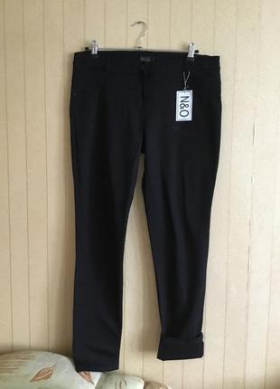 Женские трикотажные брюки на флисе 46 размера ( наш не евро)