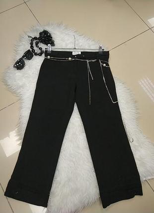 Капри брюки christian dior нарядные