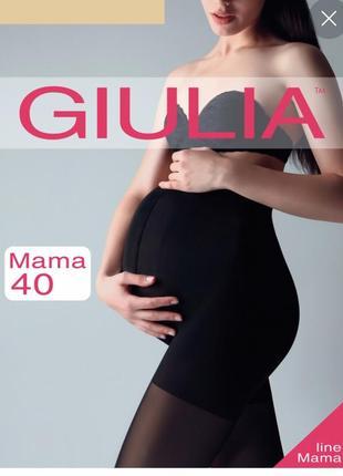 Колготки 40 ден для беременных, 4 l размер