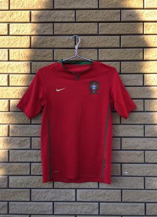 Тренировочная футболка nike fit portugal / originals