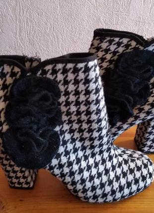 Женские ботинки ботильоны rocket dog