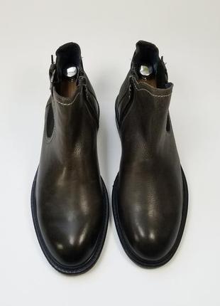 Christoll made in india размер 40 41 42 43 44 ботинки на зиму осень натуральная кожа