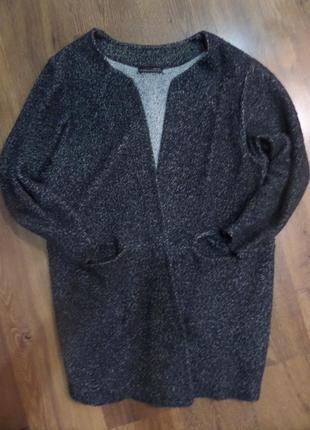 Кардиган кофта пиджак zara р. м