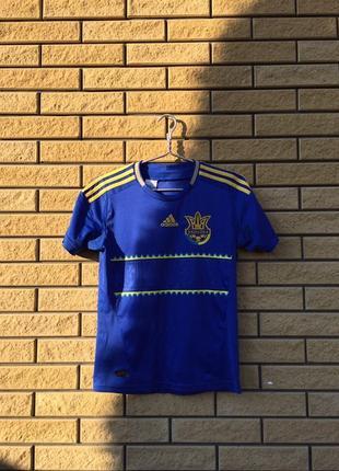 Крутая футболка зборной украины adidas / originals / ukraine