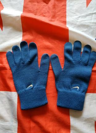 Nike перчатки