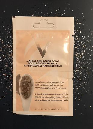 Миниральная маска-пилинг для лица vichy