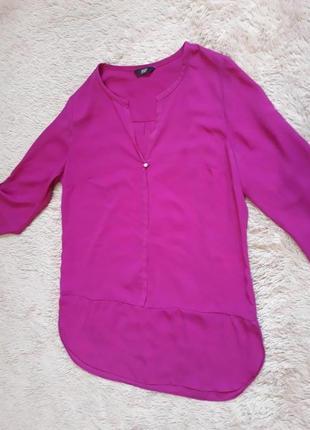 Шыфоновая блуза для беременной