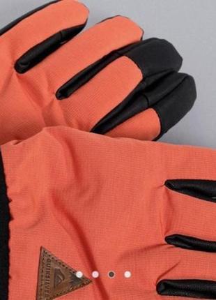Зимнее перчатки quiksilver method !