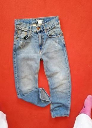Разпродажа! крутые джинсы мальчику h&m 134 в прекрасном состоянии