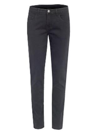Эластичные джинсы, хлопковые скинни
