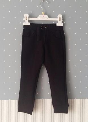 Спортивные штаны-джоггеры mayoral (испания) на 2-3 годика (размер 98)
