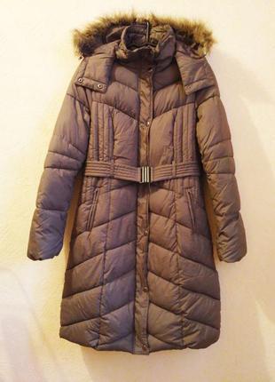 Пальто зимнее f&f (англия)