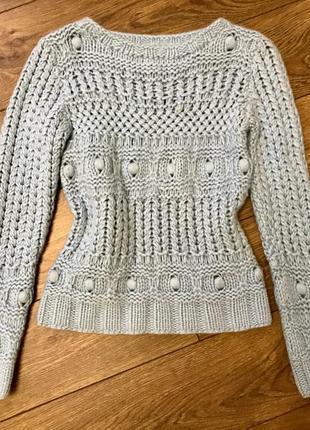 Кашемировый свитер malo, 100% кашемир
