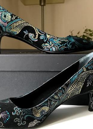 Туфли модельные luko maison