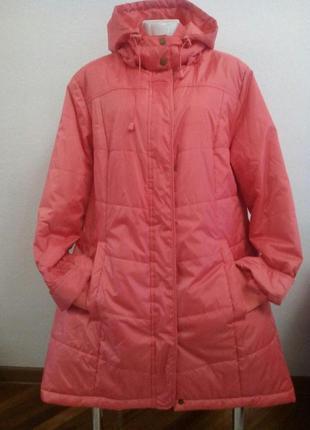 Куртка утеплена тонким сінтіпоном розм. 46-48 євр.