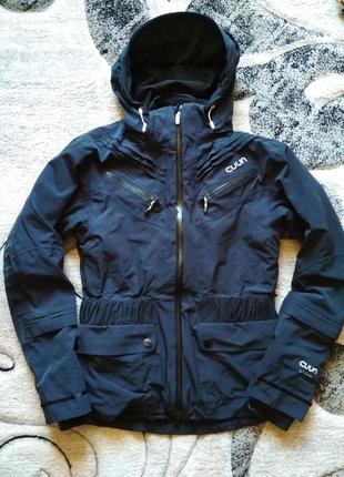 Куртка термо демисезонная cuun reima,парка,курточка лыжная,пуховик