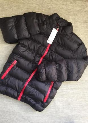 Крутая дутая куртка